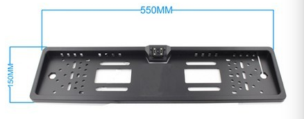 kit r troviseur cam ra plaque d 39 immatriculation kit sans fil sst4390 trouver l 39 autoradio. Black Bedroom Furniture Sets. Home Design Ideas