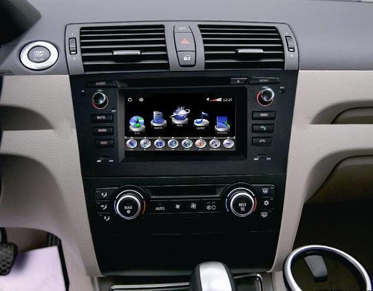radio dvd de coche gps dvb t bmw serie 1 e81 e82 e88 4820 encuentre el coche autoradio gps. Black Bedroom Furniture Sets. Home Design Ideas