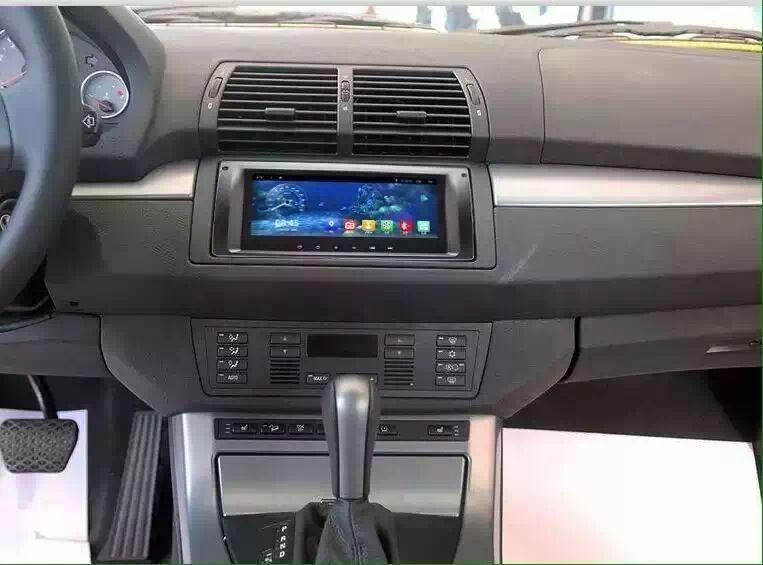 Car Player GPS TV DVBT Android 3G4GWIFI BMW 5 E39E53M5X5