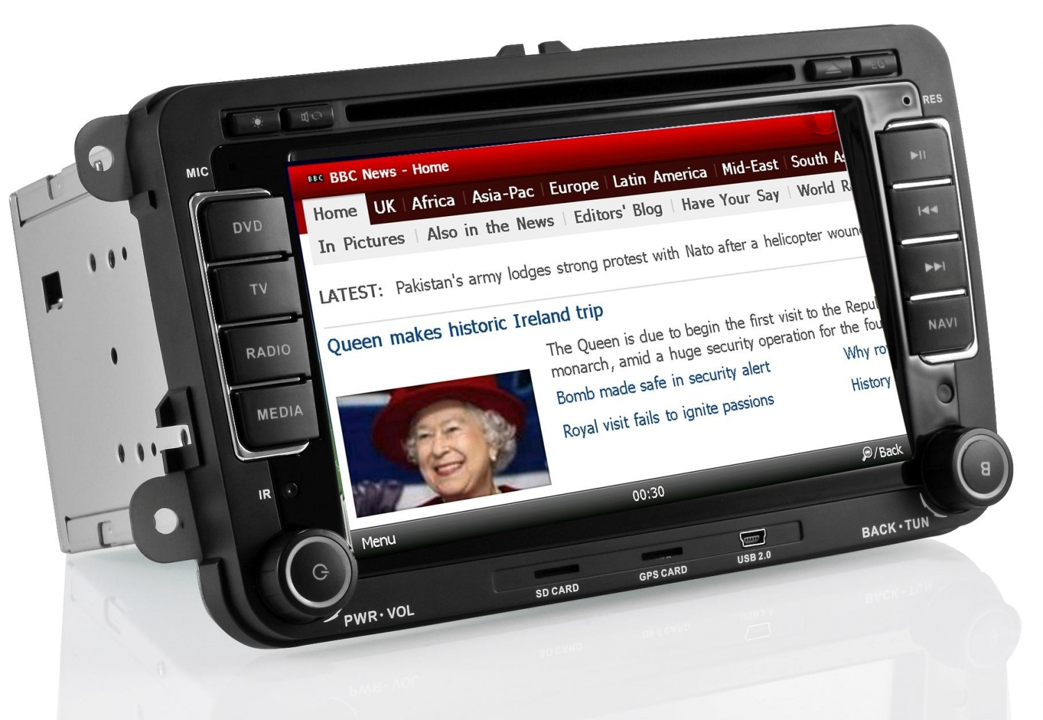 autoradio dvd gps tnt pc volkswagen seat skoda 3615 trouver l 39 autoradio gps de vos r ves le. Black Bedroom Furniture Sets. Home Design Ideas