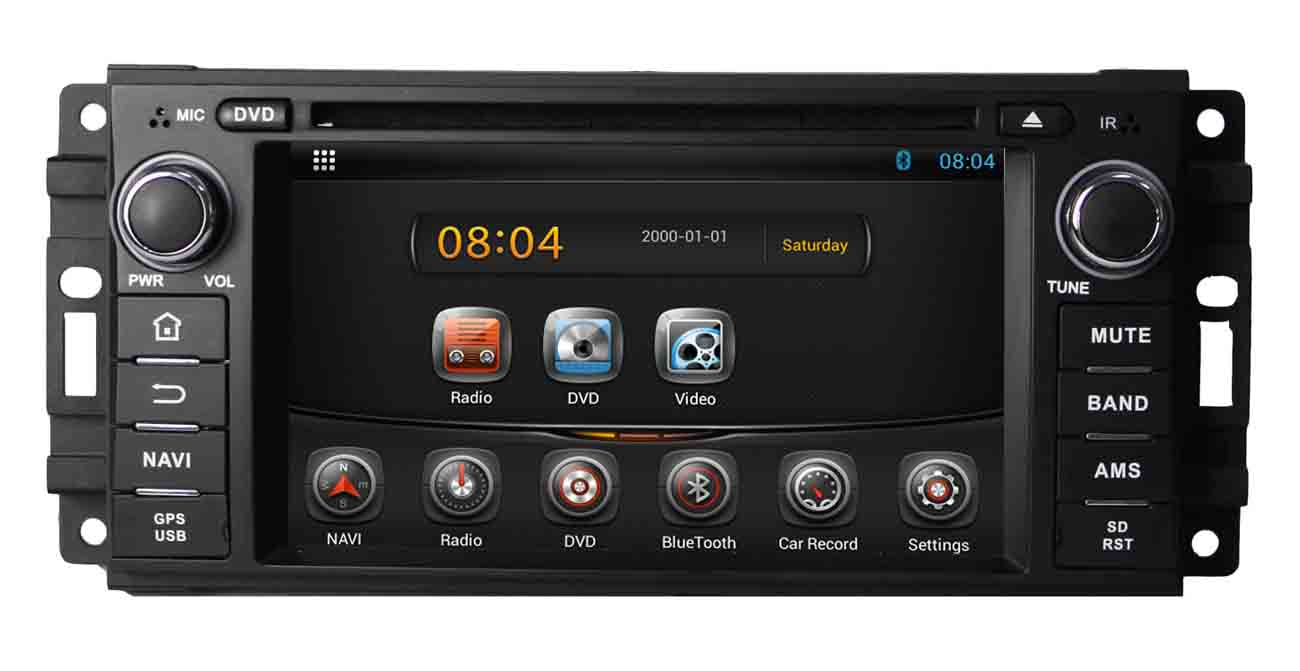 autoradio dvd gps tnt android 3g wifi chrysler 300c town country sebring aspen 7235c trouver. Black Bedroom Furniture Sets. Home Design Ideas