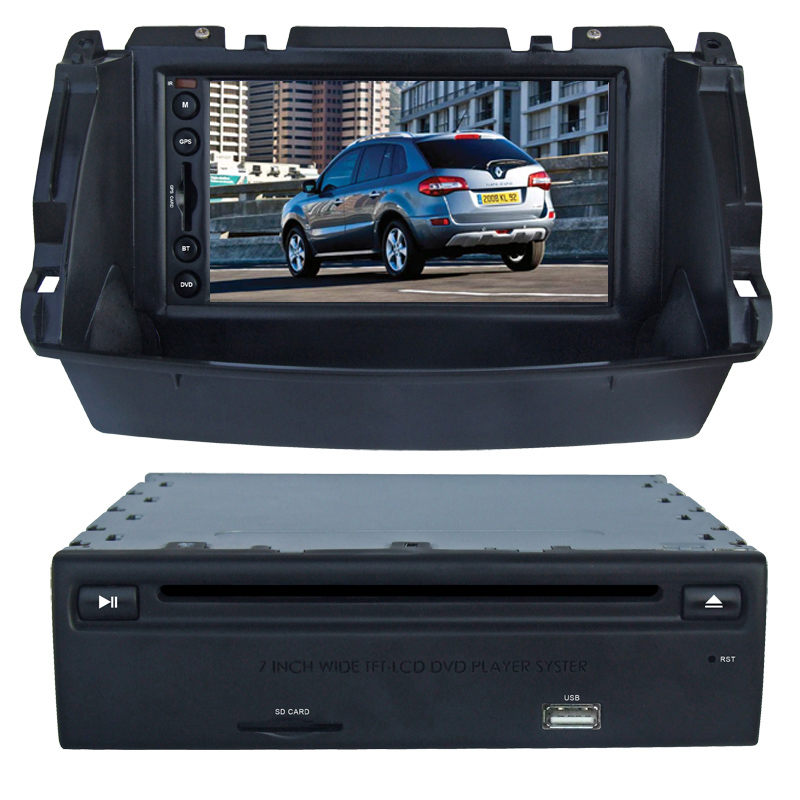 autoradio gps dvd tv dvb t tnt renault koleos sk7822 trouver l 39 autoradio gps de vos r ves le. Black Bedroom Furniture Sets. Home Design Ideas