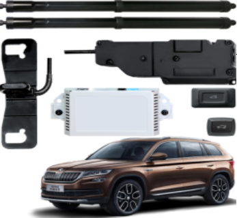 kit hayons lectrique coffre skoda kodiaq 2017 9624 trouver l 39 autoradio gps de vos r ves le. Black Bedroom Furniture Sets. Home Design Ideas