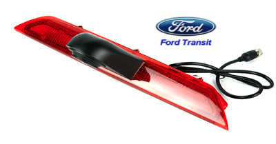 Car camera rear-view  with brake light FORD Transit  2014-2015